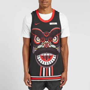 Nike X CLOT NRG Chinese New Year Basketball Jersey